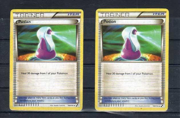 Cartas Entrenamiento Pokemon