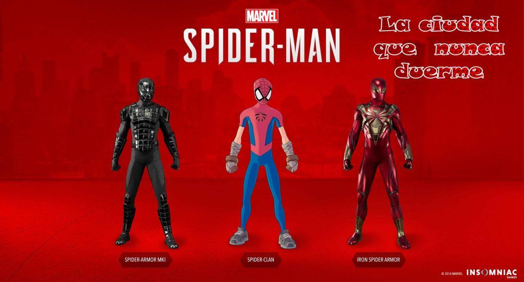 Marvel's Spider-Man La ciudad que nunca duerme