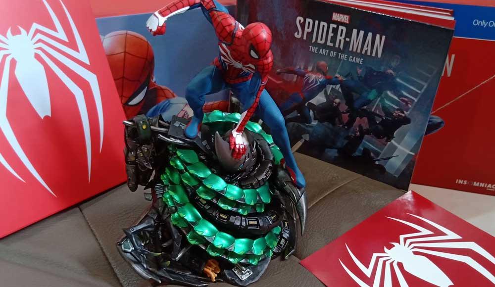Marvel's Spider-Man – Edición Coleccionista